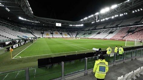 Le championnat italien reprendra le 20 juin
