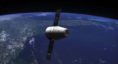 En direct : arrivée de la mission Demo 2 à la station spatiale internationale