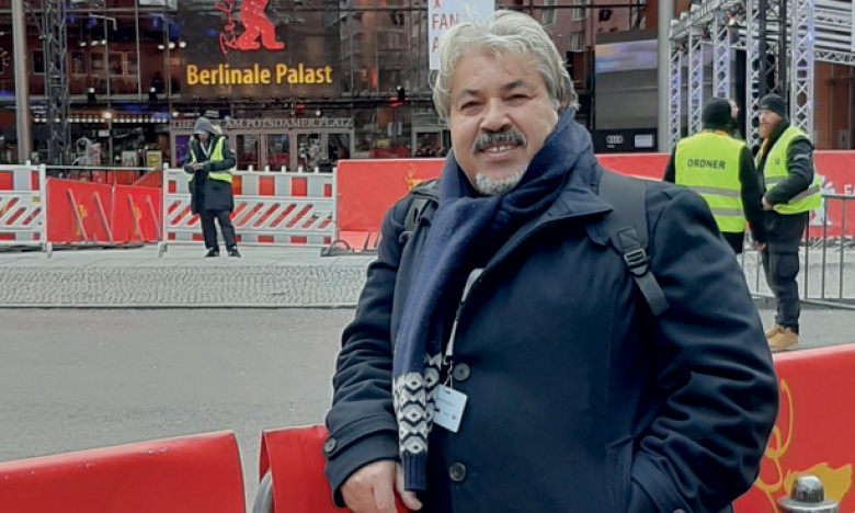 «Beaucoup de gens du secteur du cinéma vivent une vraie crise,  c'est l'occasion de remédier à cela»