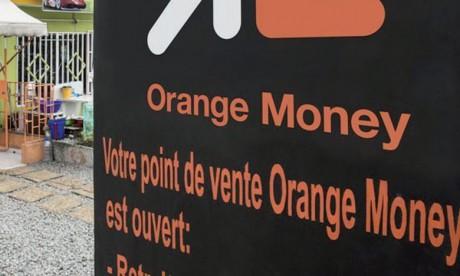 Clients Orange, vous pouvez recevoir de l'argent sur vos portables depuis la France