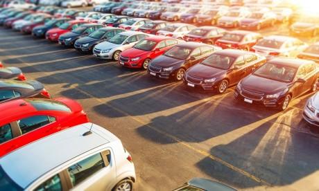 Le marché automobile chute de 86,32% en avril