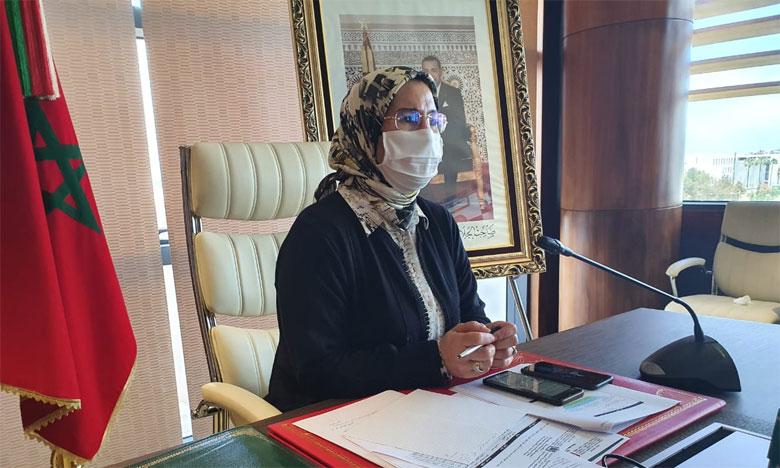 Nezha El Ouafi : un projet de plan d'action pour accompagner et soutenir les MRE