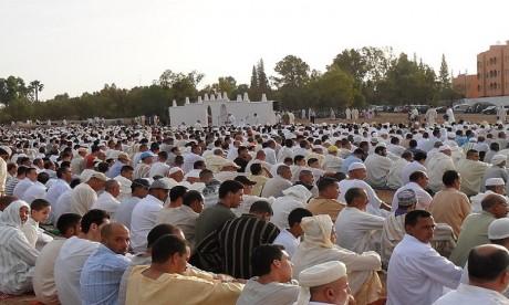 La prière de l'Aïd Al Fitr sera accomplie à domicile