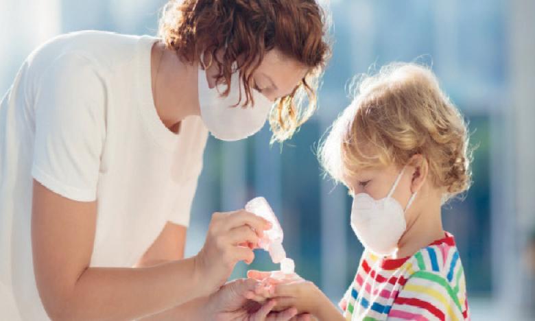 Infovac fait le point de la situation épidémiologique  du Covid-19 chez les enfants au Maroc