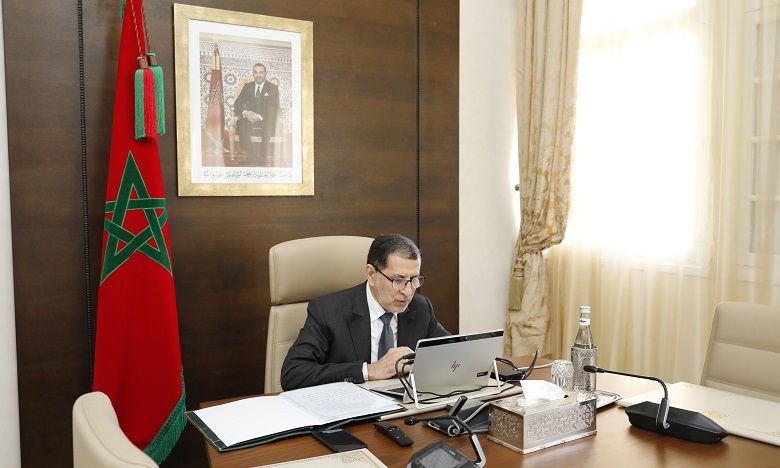 Le Conseil de gouvernement adopte le projet de décret prorogeant l'état d'urgence sanitaire