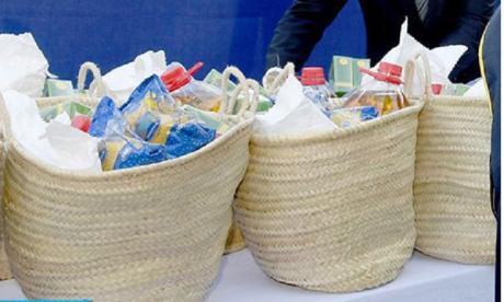 Tanger-Tétouan-Al Hoceima: Distribution des aides alimentaires au profit des familles d'immigrés subsahariens