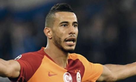 Galatasaray fixe le prix de Younes Belhanda à six millions d'euros