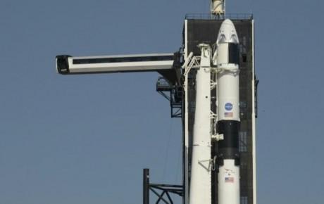 En direct : lancement du premier vol habité de SpaceX