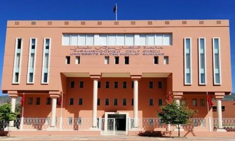 Recherche Scientifique en lien avec le Covid-19: l'Université Sultan Moulay Slimane y contribue