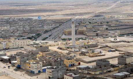 Covid-19: 5.000 familles à Boujdour bénéficient d'une aide alimentaire du Conseil de la région