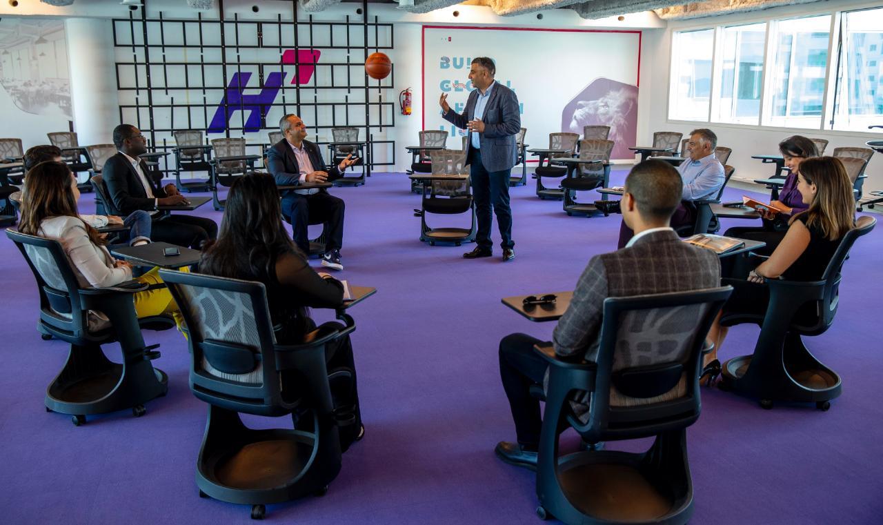 HSEVEN accompagne les porteurs de projets innovants