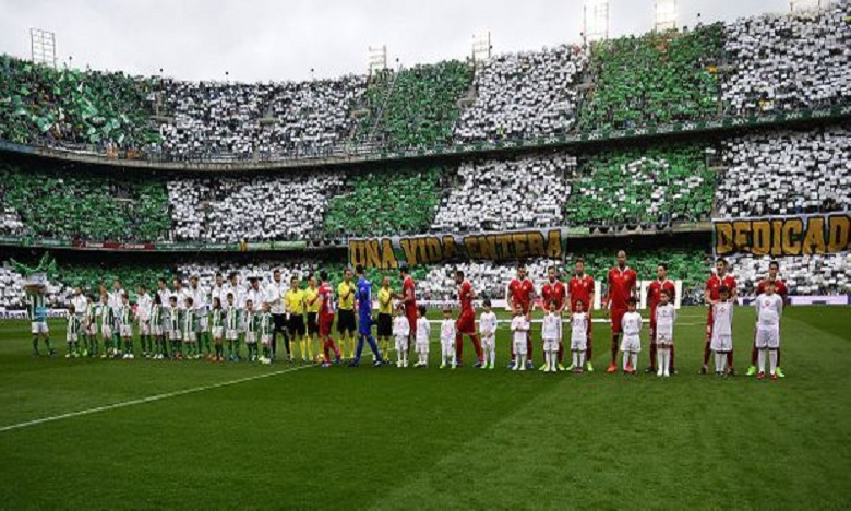 Le premier match pourrait opposer le FC Séville au Betis le jeudi 11 juin.