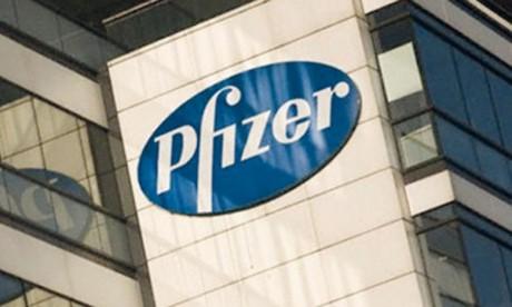 Le Groupe Pfizer annonce  des avancées majeures
