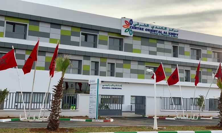 Le Centre Oriental Al Kindy est la première structure entièrement conçue, réfléchie et construite par le groupe ODM en collaboration avec des experts locaux et étrangers.