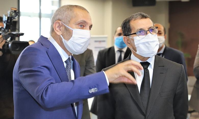 Masques en tissu non tissé : Le stock de sécurité assuré, le Maroc passe officiellement à l'exportation