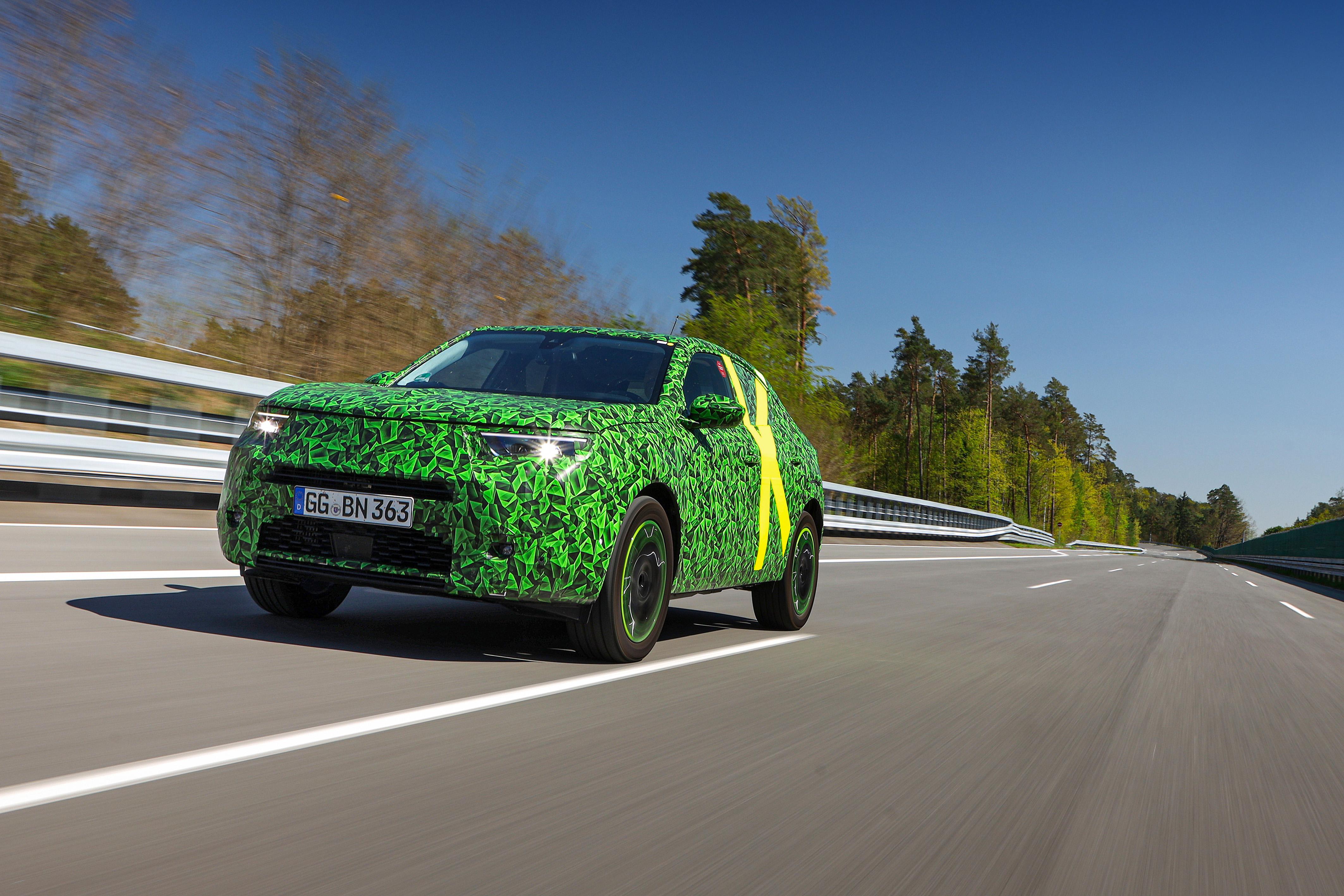Le nouveau Opel Mokka en concessions début 2021