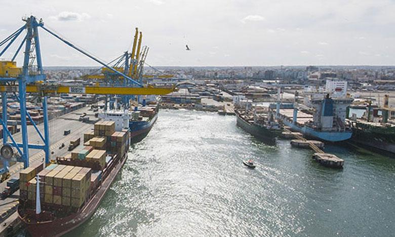 ANP: le trafic portuaire en hausse de 6,3% à fin avril