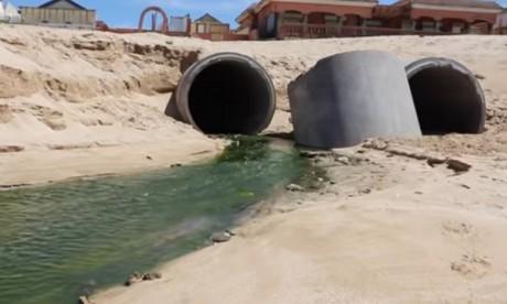 Eaux usées à Paloma Beach: la Société d'Aménagement Zenata livre sa version des faits