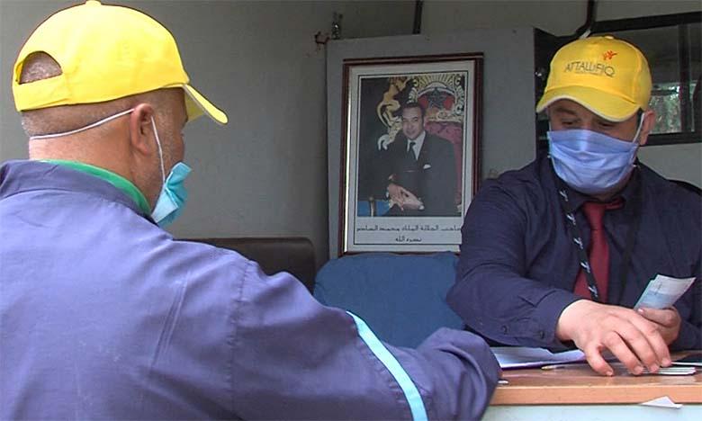Plus de six millions de ménages du secteur informel ont bénéficié  des aides directes dans le cadre de l'opération «Tadamon»