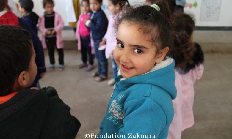 La Fondation Zakoura continue de soutenir ses bénéficiaires