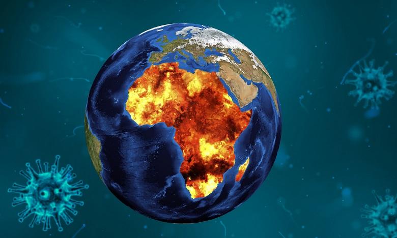 Covid-19 : l'Afrique ne représente que 1,5 % des cas notifiés dans le monde