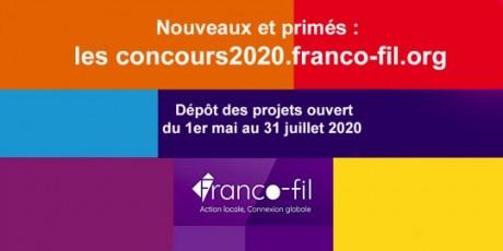 Entrepreneuriat : Franco-fil.org, lance un appel à projets pour trois concours
