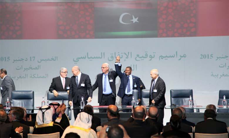 L'accord de Skhirate demeur le référentiel de base pour le règlement politique de la crise libyenne après l'échec des initiatives ultérieures