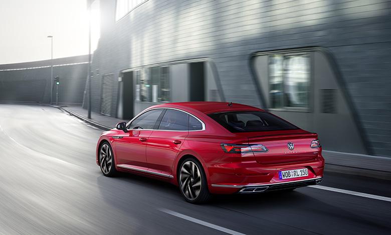 La nouvelle Volkswagen Arteon lancée en première mondiale