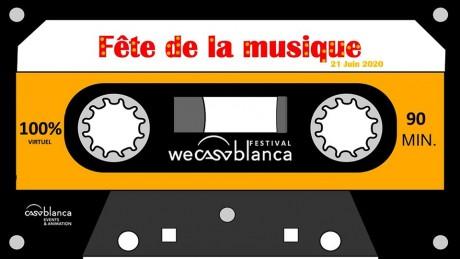 """Casablanca : Une Fête de la musique """"sur les nuages"""""""