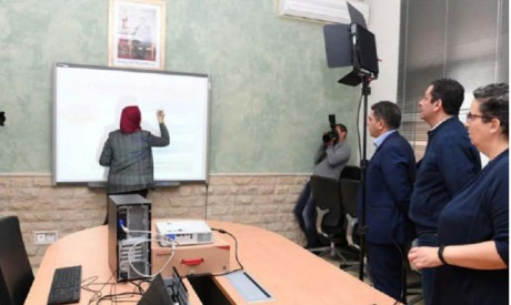 Le ministère de l'Éducation nationale annonce l'arrêt de la diffusion des cours sur les chaînes de télévision