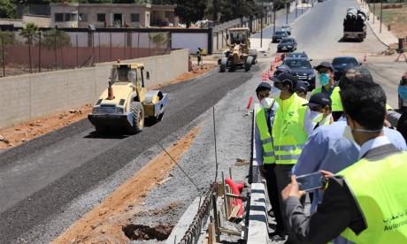 Transport & Logistique: Plus de 81% des chantiers relancés