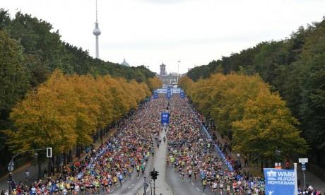 Covid-19  : Le marathon de Berlin n'aura pas lieu