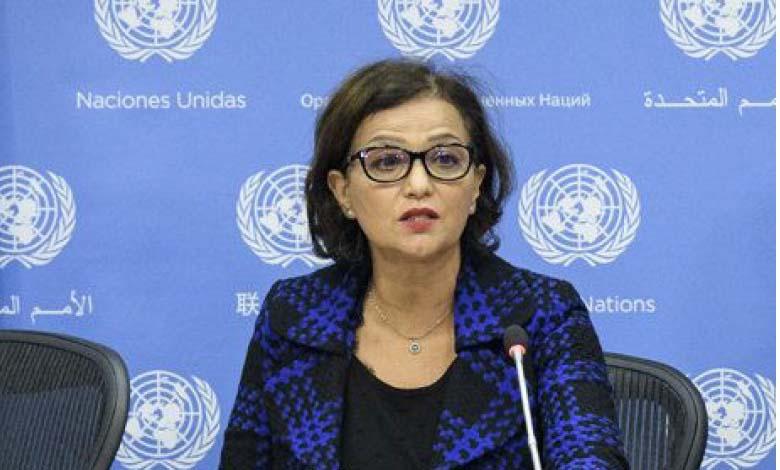 La Marocaine Najat Rochdi désignée coordinatrice spéciale adjointe de l'ONU pour le Liban