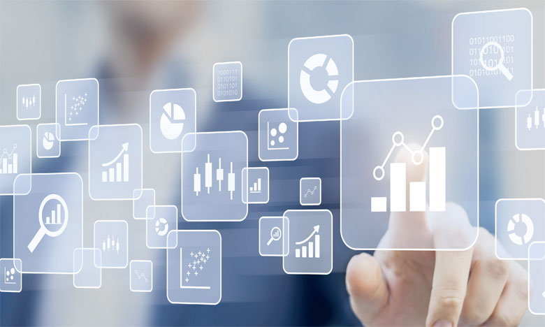 La Business Intelligence permet de traiter des données en temps réel, plus rapidement et de manière automatisée.           Ph. Shutterstock