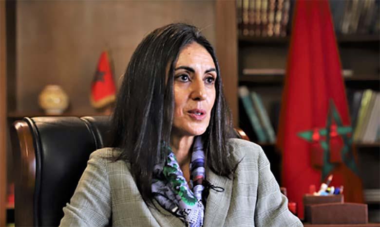Nadia Fettah plaide  pour un nouveau modèle  de développement «durable» et «inclusif»
