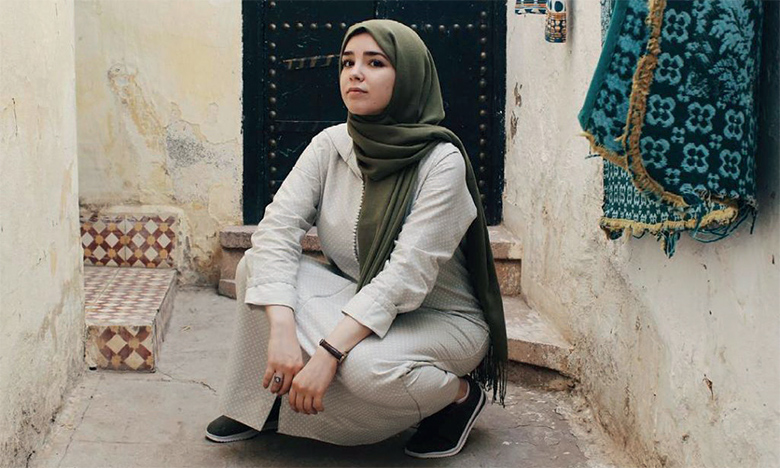 La talentueuse photographe Fatimazohra Serri.