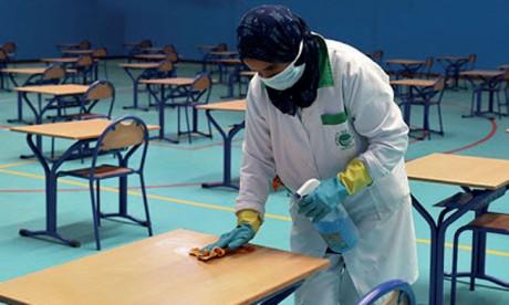 Des mesures pour le bon déroulement des examens du baccalauréat