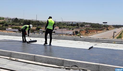 Amara s'enquiert de l'avancement du projet d'un pont au niveau de l'échangeur Témara/Autoroute Rabat-Casablanca