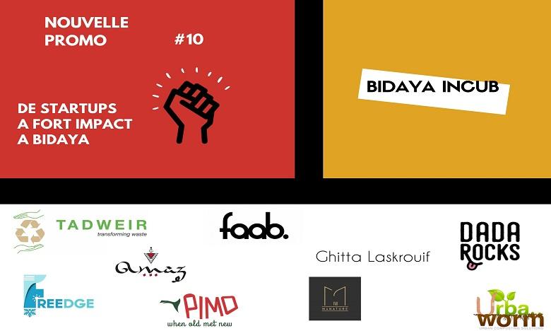 Et de 10 pour Bidaya Incub - Women Greenpreneur !