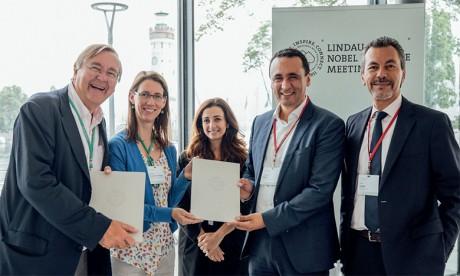 Lindau Nobel Laureate Meetings : Huit étudiants d'Honoris United Universities compostent leur billet pour l'édition 2021