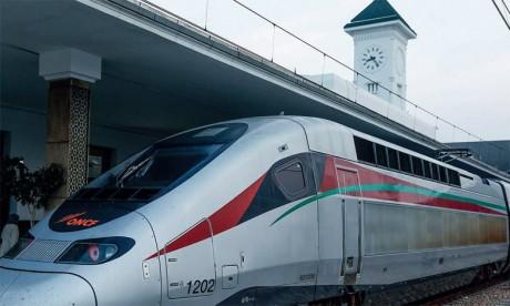 Les trains de ligne Al-Boraq et Al-Atlas reprennent progressivement à partir du 25 juin