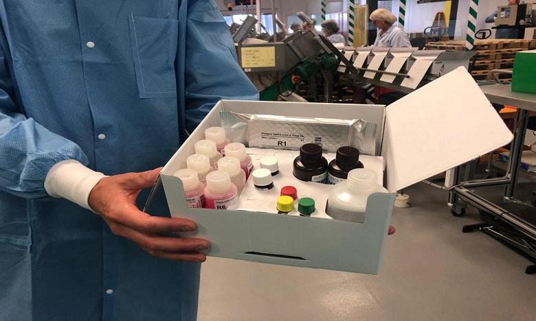 Bio-Rad accélère la production de son test sérologique