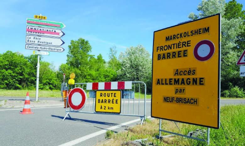 L'Allemagne s'apprête à lever  ses contrôles aux frontières