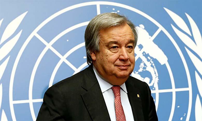 Message du secrétaire général de l'ONU à l'occasion de la commémoration de la journée internationale du parlementarisme