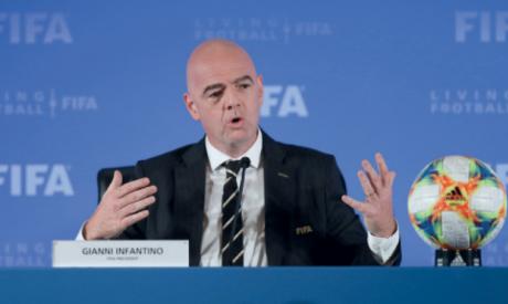 La FIFA prépare le football d'après-pandémie