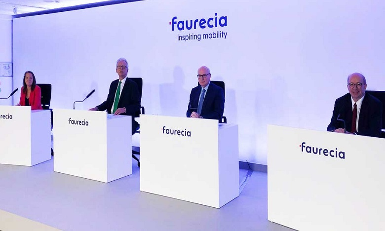 Industrie automobile : Faurecia s'attend à une baisse de 35% de son CA au 1er semestre