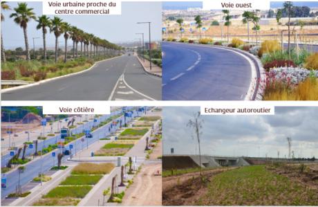 Les chantiers de l'Eco-Cité Zenata maintenus malgré la crise Covid-19