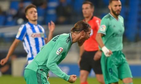 Sergio Ramos, meilleur défenseur buteur de l'histoire du championnat espagnol
