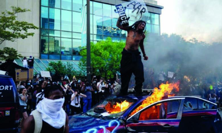 Les manifestations font craindre une nouvelle vague de Covid-19