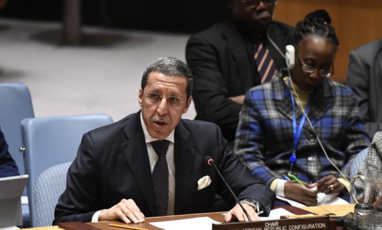 Le Maroc réaffirme à New York le rôle central de l'ONU dans le monde d'aujourd'hui et de demain